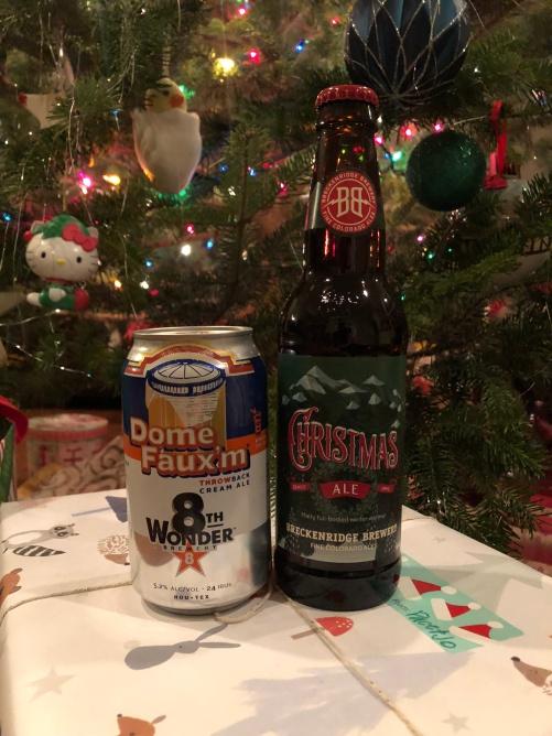 HTWOW Dec 2018 beers