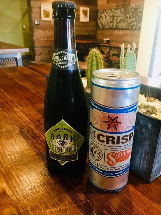 HTWOW September 2019 beers
