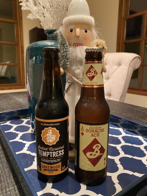 HTWOW December 2019 beers