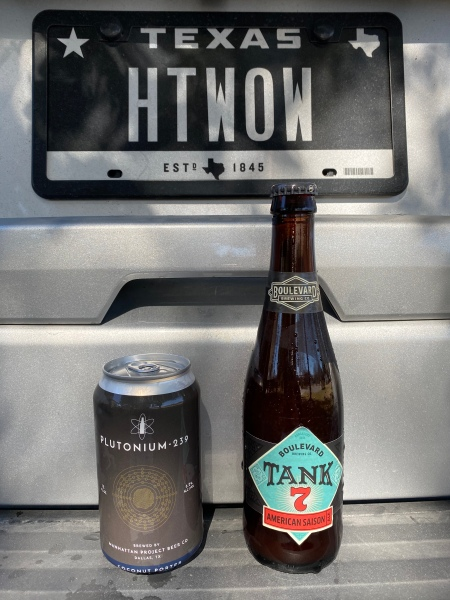 HTWOW January 2020 Beers
